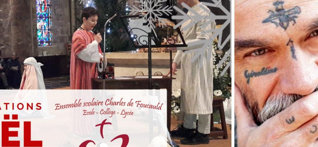 Noël à Charles de Foucauld !