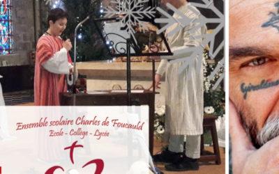 [Ensemble Scolaire] 12-18 : Noël à Charles de Foucauld !