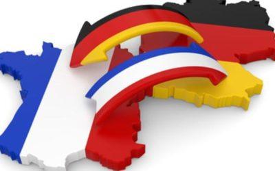 Echange franco-allemand à Meung