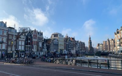 Voyage BTS à Amsterdam