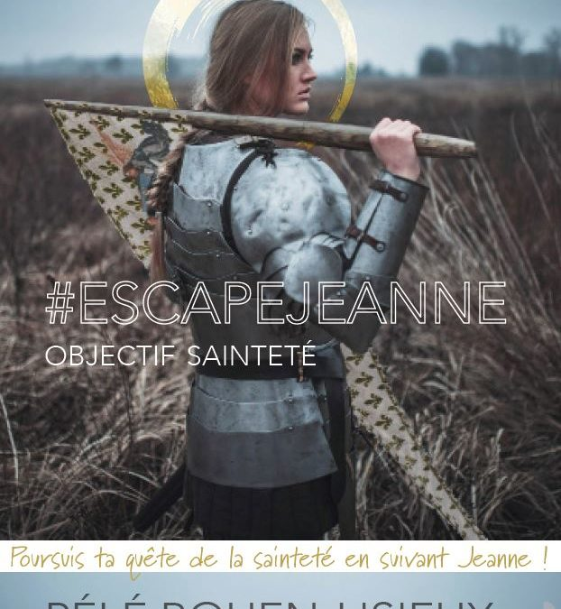ANNULE – 22 au 24 avril : Escape Jeanne !