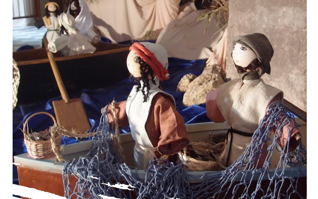 Les 6e de Meung-sur-Loire découvrent les décors de Messas