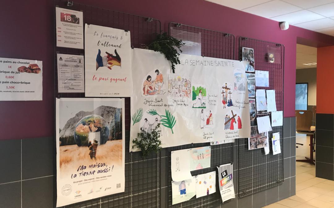 Ateliers Créativité, Solidarité et Intériorité